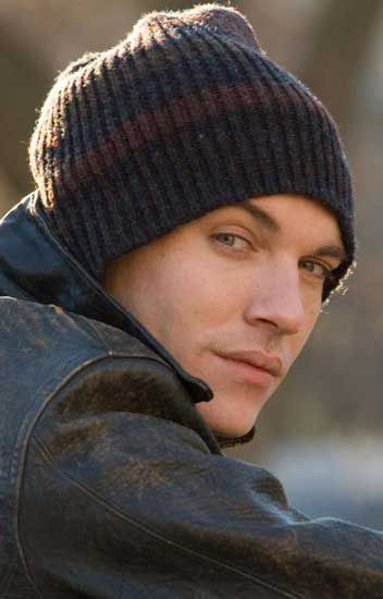 Johnathan Rhys Meyers in August Rush. (Again....Irish, not British, but...)