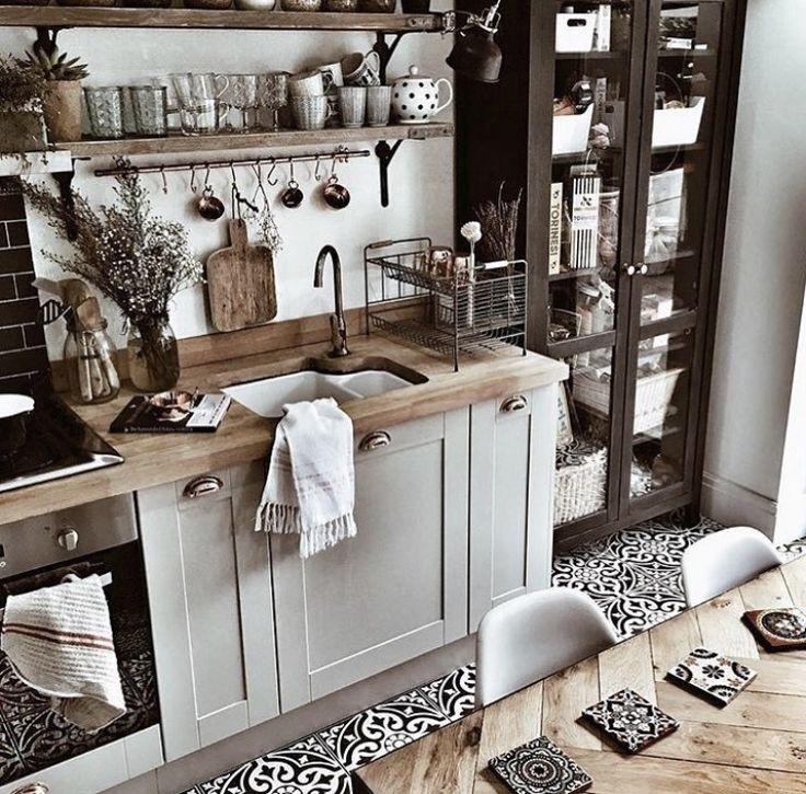 Die besten 25+ Blockhaus küchen Ideen auf Pinterest Holzhaus - k che aus paletten bauen