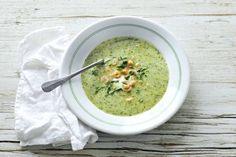 Deze keer geen garnalencocktail, maar een soep met garnalen als voorgerecht. - recept - Allerhande