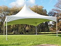 6m x 6m Oriental Canopy Marquee Tent - Image 1