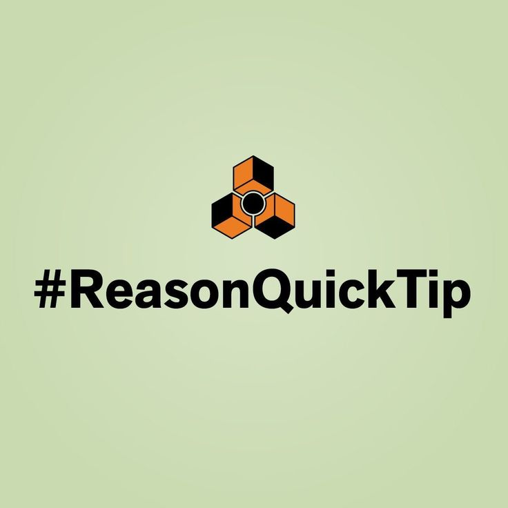 On social media search hashtag #ReasonQuickTip to see all of Propellerhead's Reason quick tips.