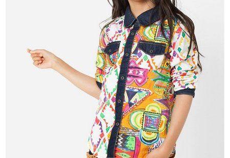 Tienes que ver lo mejor de camisas Sfera. Gracias a catalogosdetiendas, descubrirás el nuevo catálogo blusas Sfera otoño-invierno 2017/2018