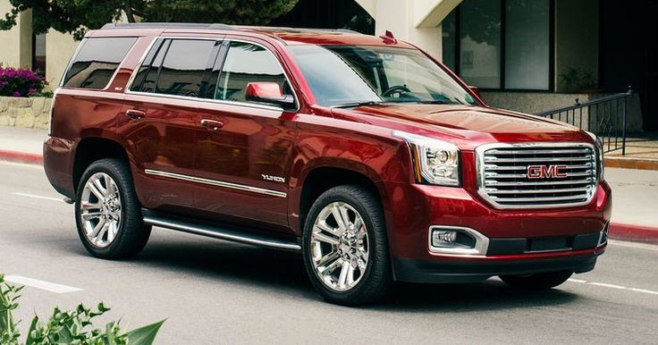 Luxury 2016 Chevy Yukon