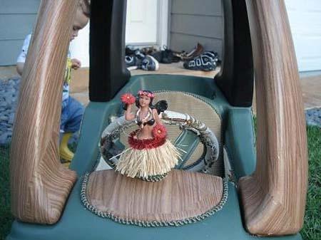little tike hula car