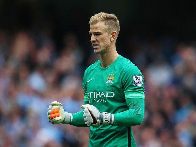 Manuel Pellegrini gives backing to Manchester City goalkeeper Joe Hart #Manchester_City #Football