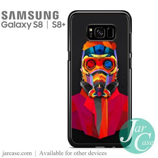 Star Lord Chevron Phone Case for Samsung Galaxy S8