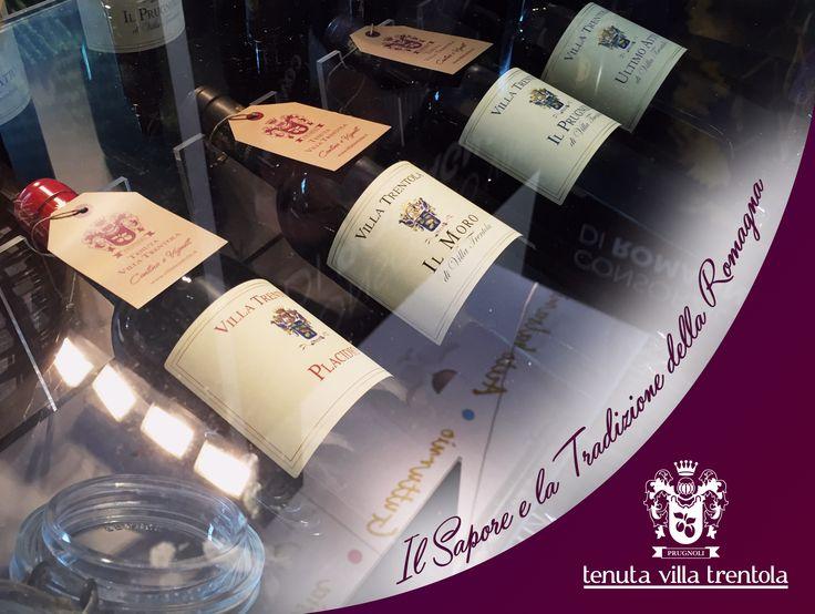 Il Sapore e la Tradizione della Romagna  I vini prodotti da Tenuta Villa Trentola sono legati alla #tradizione e alla cultura #romagnola della produzione #vitivinicola. Una produzione raffinata e di estrema #qualità che esalta i profumi e i sapori di una terra e dei suoi prodotti.  ------------------------------------- Potete anche acquistare i nostri #vini sul nostro #ShopOnline sul nostro nuovo Sito Web  www.villatrentola.it/vini/