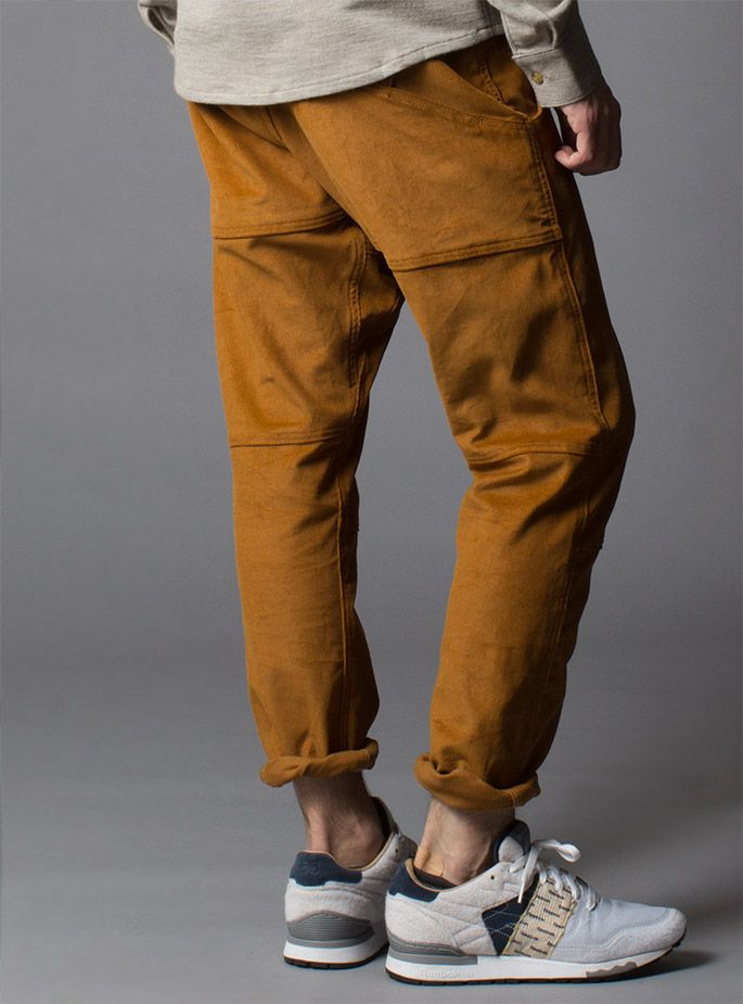 Couverture and The Garbstore - Mens - Axs Folk Technology - Mountaineer Corduroy Pant