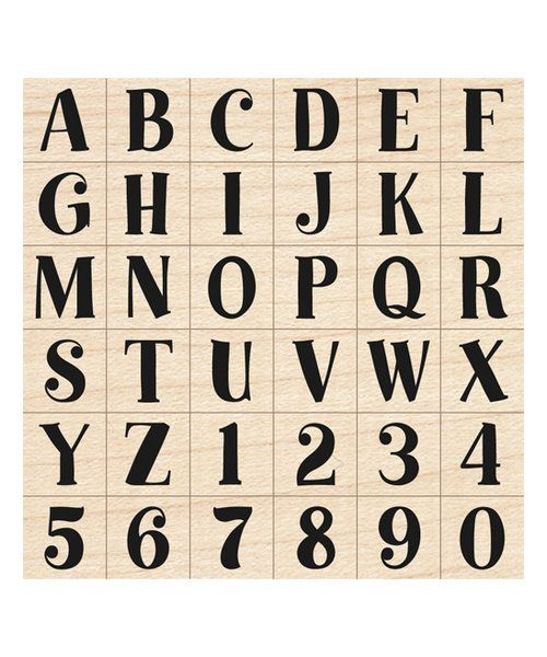 17 Best ideas about Capital Alphabet on Pinterest | Number stamps ...