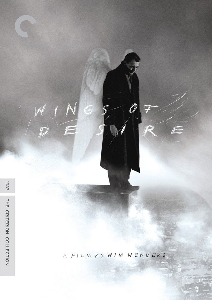 Amazon.com: Wings of Desire (The Criterion Collection): Curt Bois, Solveig Dommartin, Peter Falk, Bruno Ganz, Otto Sander, Hans-Martin Stier, Nick Cave, Peter Werner, Lajos Kovács, Didier Flamand, Patrick Kreuzer, Beatrice Manowski, Ulrike Schirm, Dirk Vogeley, Paul Busch, Mick Harvey, Olivier Picot, Blixa Bargeld, Henri Alékan, Jürgen Knieper, Wim Wenders: Movies & TV
