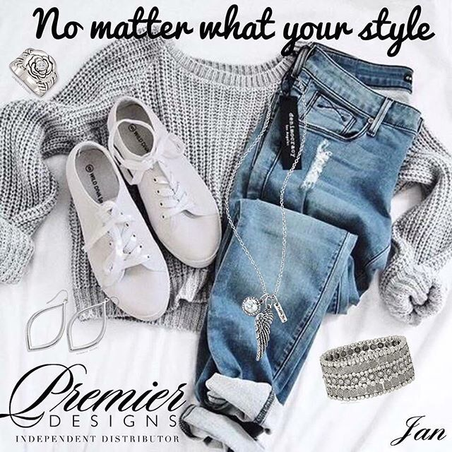 We have jewelry for every style. Let me help you find what fits your style. Or if you don't know what your style is we have a Style Quiz do that. #pdstyle #premierdesigns #premiereverday #style #directsales #jewelry