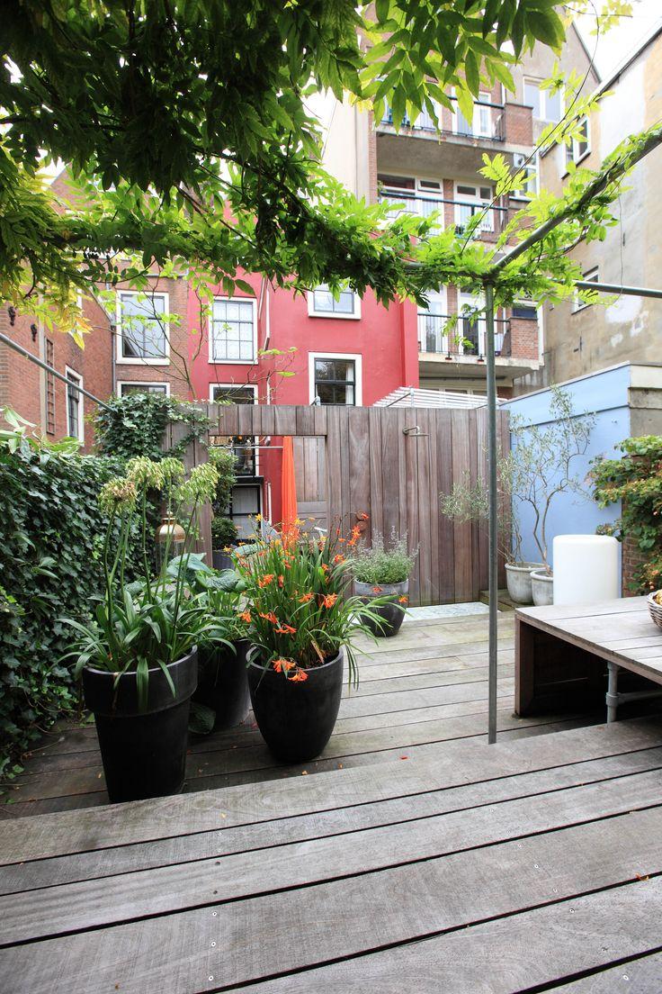 25 beste idee n over tuindouche op pinterest - Openlucht tuin idee ...