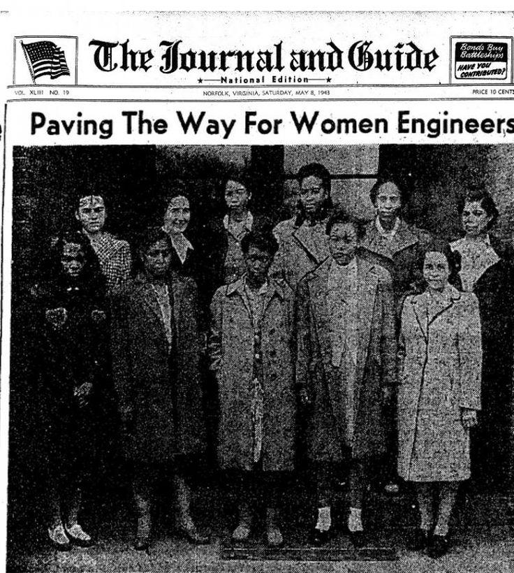 Mary Jackson NASA | Dorothy Vaughan, Mary Jackson, Katherine Johnson and Christine Darden ...