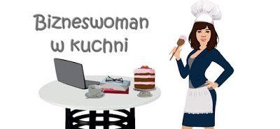 Bizneswoman w kuchni