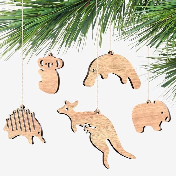 A few Aussie's just hanging around! We love our new delivery from @byrnewoodware just in time for Christmas. Because as we all know Aussie's do Christmas better   The Koskela showroom is full of beautiful Christmas decorations to pimp up your home with festive cheer!
