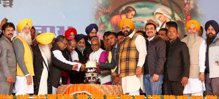 It was an honour to be a part of Big Day celebrations with our Christian brethren at Ranjeet Avenue, Amritsar.#AkaliDal #ProgressivePunjab