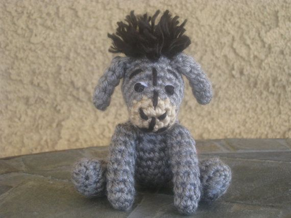 This listing is for a PATTERN, not a completed toy. No refunds on patterns once the pattern has been downloaded.    Here is a crochet pattern for a