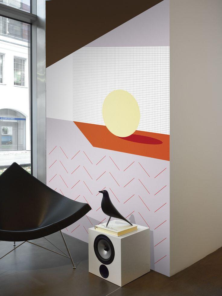 Room non-woven mural / lavmi