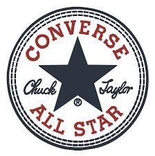 All stars heeft een ster in het midden want stars is in het Engels ster