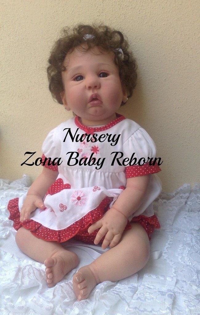 Carolina Bambola reborn , by Zona Baby, 350,00 € su misshobby.com