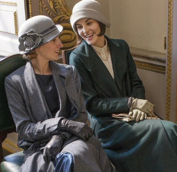 """""""We're sisters and sisters have secrets."""" — Lady Mary"""