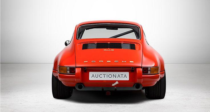 Simplicity : 1970 Porsche 911 2.3 ST #butzigear #vintage #industrial #lifestyle #aircooled #porsche #porscheshop #connecticut
