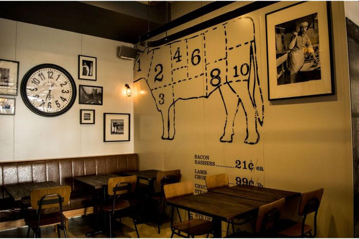 Find out more about our William St Ribs & Burgers store - then come on in!