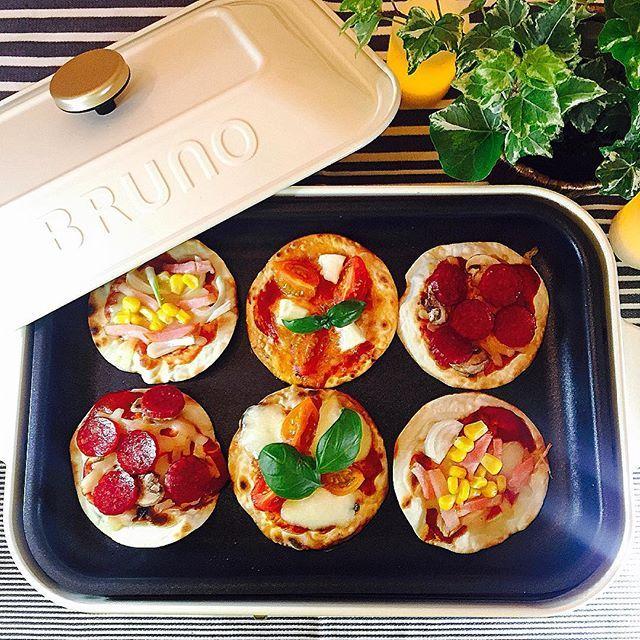 ホムパで注目度アップ!BRUNOで作るおもてなし料理♡ - Locari(ロカリ)