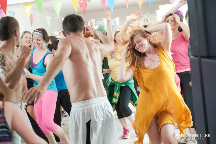 Dance will set you free! Morning Gloryville Dublin #1 #morninggloryville