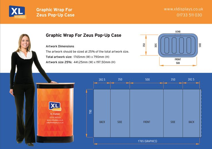 Zeus Exhibition Stand : Graphic wrap dimensions template for zeus pop up stand