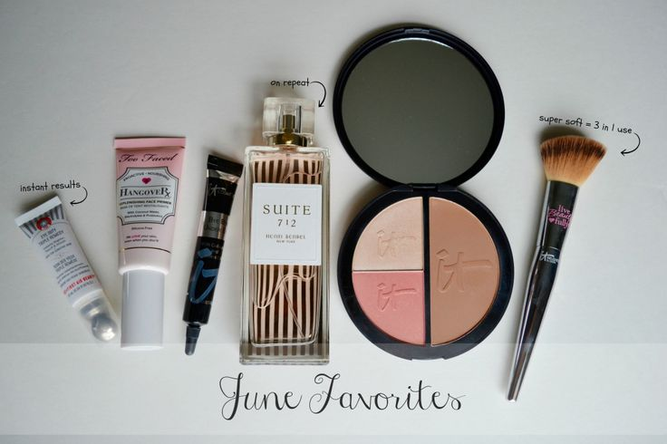 June Beauty Favorites • Uptown With Elly Brown