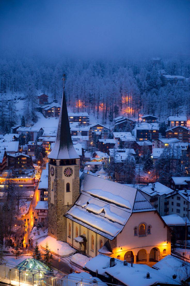 Zermatt, Switzerland (by Gregory Cohen)                                                                                                                                                                                 Mais