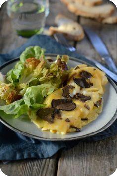 Omelette aux Truffes et Découverte de la Truffe de Richerenches