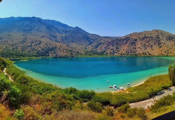 Shades of blue #incrediblue #incrediblecrete #cretanlandscape #visitcrete #crete #lake #summerincrete #ilovecrete #greecelover_gr #ilovecrete #creteisland #trip #instatravel #instagood #traveling #travelgram #timeshooters #mysticcrete