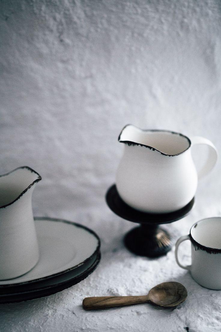 Ceramics from Wakako Senda