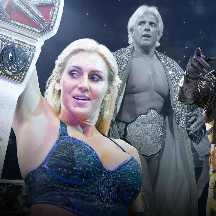 Swipe through as we celebrate the championship legacy that #WWE Superstar dads have inspired for the next generation... Happy #FathersDay! Left to right: @ricflairnatureboy (daughter: @charlottewwe) Dusty Rhodes (sons: @goldust & Cody Rhodes) Rocky Johnson (son: @therock) British Bulldog (son: @dbsmithjr) Jim Neidhart (daughter: @natbynature) Mr. Perfect (son: @wweaxeman) @mdmteddibiase (son: @ted_dibiase_jr) @jrrikishifatu (sons: @jonathanfatu & @uceyjucey) Sika (son: Roman Reigns)