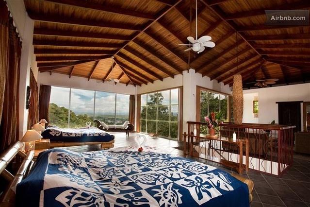 Luxury Villa Private Pool Spa 5 BR in Puerto Quepos