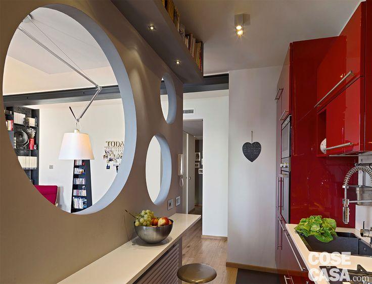 Stunning divisione cucina soggiorno ideas design trends 2017