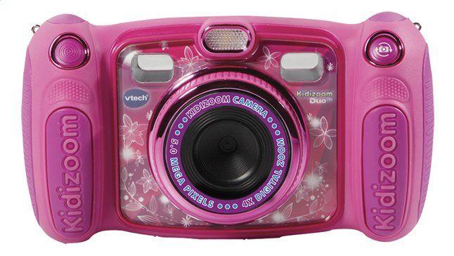 Dit Roze Duo 5 0 Fototoestel Van Vtech Heeft 2 Camera S En Maakt Beelden Van Hoge Kwaliteit Niet Alleen Je Vriendjes Zullen Digitale Camera Camera Koptelefoon