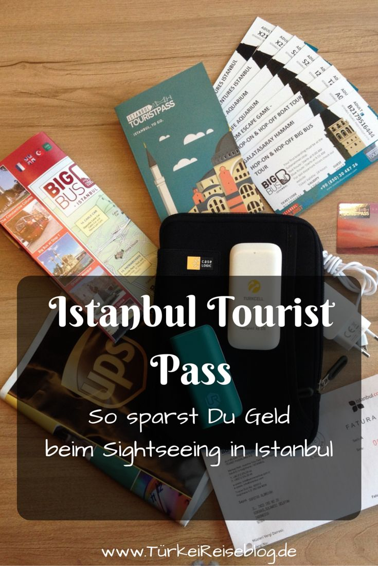 Mit dem Istanbul Tourist Pass kannst du Geld und Zeit beim Sighteeing in Istanbul sparen. Alle Tipps dazu findest du in meinem neuen Beitrag: http://www.tuerkeireiseblog.de/istanbul-tourist-pass/