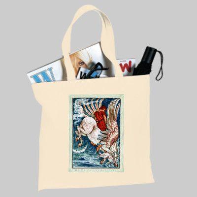 Pegasus - Eco Friendly Canvas Bag by 'AS Colour'