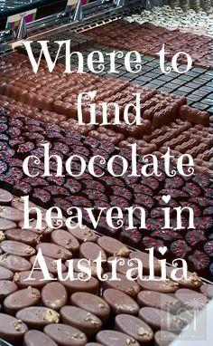 "Australia"" Down Under"" | Serafini Amelia| Chocolate heaven at Yarra Valley Chocoleterie #Australia #SeeAustralia"