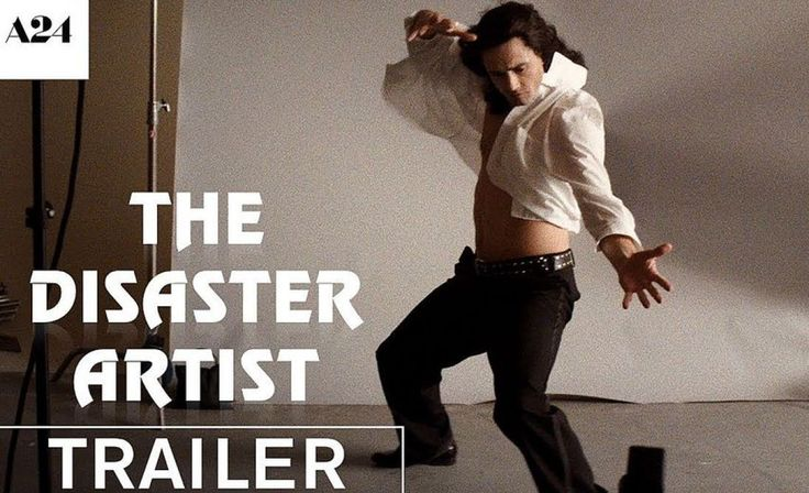 The Disaster Artist | Official Trailer HD