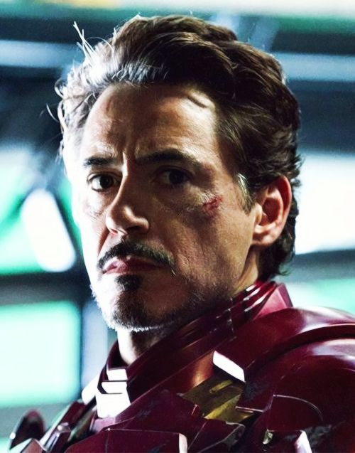 Tony Stark / Iron Man (Robert Downey Jr.) - Avengers