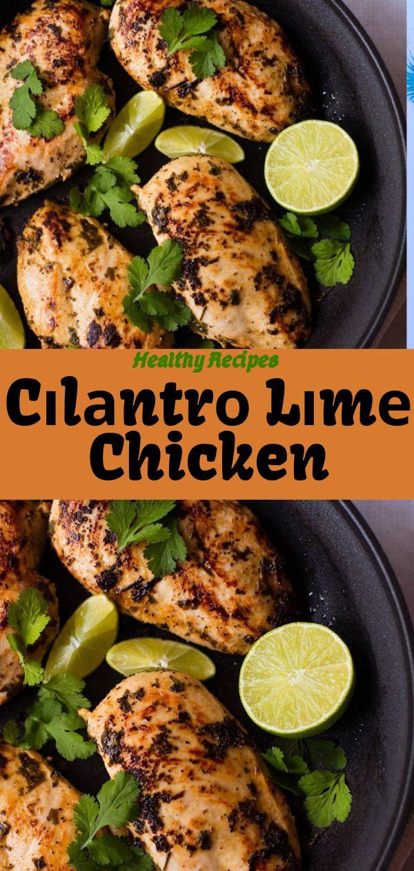 Healthy Recipes | Cіlаntrо Lіmе Chicken