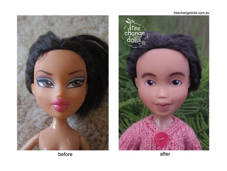 Zdjęcie numer 5 w galerii - Z wampa w dziewczynkę. Dlaczego Sonia Singh przerabia lalki Barbie?