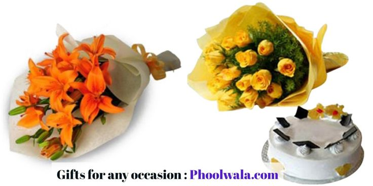 Flower Bouquets in India