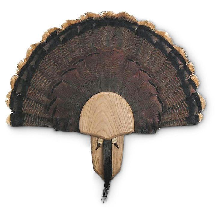 Walnut Hollow® Oak Turkey Fan Mounting Kit