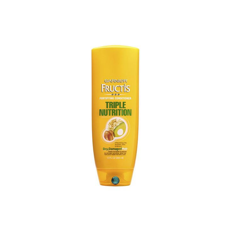 Garnier Fructis Triple Nutrition Conditioner Natural Hair