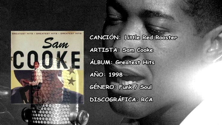 Little Red Rooster Greatest Hits Sam Cooke